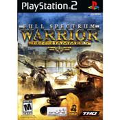Full Spectrum Warrior Ten Hammers - PS2 Game