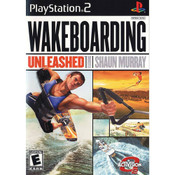 Wakeboarding Unleashed Featuring Shaun Murray - PS2 Game