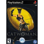 Catwoman - PS2 Game