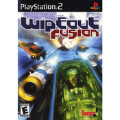 Wipeout Fusion - PS2 Game