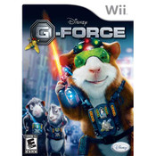 Disney's G-Force Nintendo Wii used video game for sale.