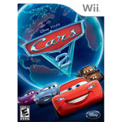 Disney Pixar Cars 2 Wii used video game for sale