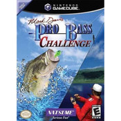 Mark Davis Pro Bass Challenge - Gamecube Game