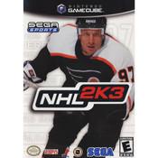 NHL 2K3 - Gamecube Game