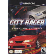 City Racer - Gamecube Game
