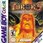 Turok 3 Shadow of Oblivion - Game Boy Color Game