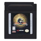 Mortal Kombat 4 Video Game For Nintendo GBC