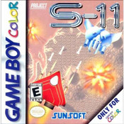 Project S-11 - Game Boy Color Game