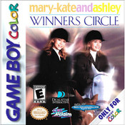 Mary-Kate and Ashley Winners Circle - Game Boy Color Game