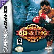 Mike Tyson Boxing - Game Boy Advance Game