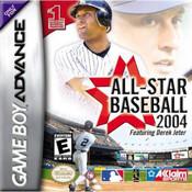 All-Star Baseball 2004 - Game Boy Advance Game