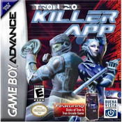 Tron 2.0 Killer App - Game Boy Advance Game