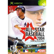 All-Star Baseball 2004 - Xbox Game
