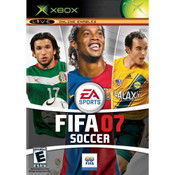 Fifa 07 Soccer - Xbox Game