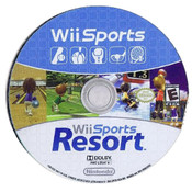 Wii Sports Resort and Wii Sports - Wii Game