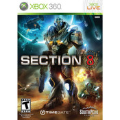 Section 8 - Xbox 360 Game