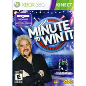 Minute To Win It - Xbox 360 Game