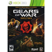 Gears of War Triple Pack - Xbox 360 Game