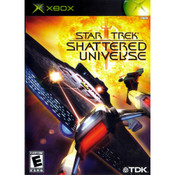 Star Trek Shattered Universe - Xbox Game
