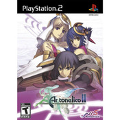 Ar tonelico II Melody Of Metafalica - PS2 Game