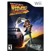 Back To The Future The Game - Wii Game