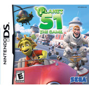 Planet 51 The Game - DS Game