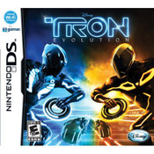 Tron Evolution - DS Game