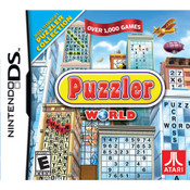 Puzzler World - DS Game