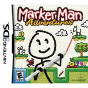 Marker Man Adventures - DS Game