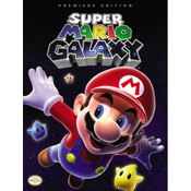 Super Mario Galaxy - Wii Prima Official Game Guide