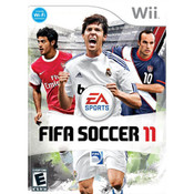 Fifa Soccer 11 - Wii Game