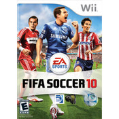 Fifa Soccer 10 - Wii Game