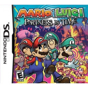 Mario & Luigi Partners in Time Empty Case For Nintendo DS