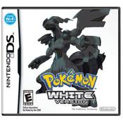 Pokemon White Version Empty Case For Nintendo DS