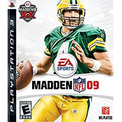 Madden 09 - PS3 Game