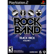 Rock Band Tack Pack Volume 1 - PS2 Game