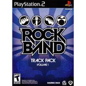 Rock Band Tack Pack Volume 1 - PS2 Game