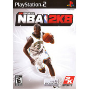 NBA 2K8 - PS2 Game