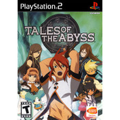 Tales Of The Abyss - PS2 Game