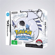 Pokemon SoulSilver Version - Empty Box