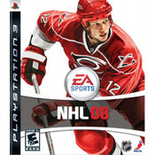 NHL 08 - PS3 Game