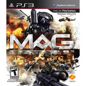 MAG - PS3 Game