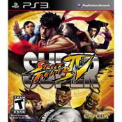 Super Street Fighter IV - PS3 Game