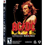 AC/DC Live Rock Band Track Pack - PS3 Game