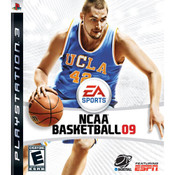 NCAA Basketball 09 - PS3 Game
