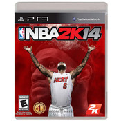 NBA 2K14 - PS3 Game