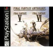 Final Fantasy Anthology - PS1 Game
