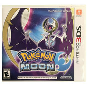 Pokemon Sun 3DS game for sale online.