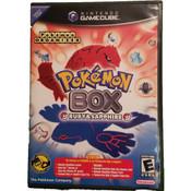 Pokemon Box Ruby & Sapphire - Gamecube Game