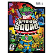 Marvel Super Hero Squad The Infinity Gauntlet - Wii Game